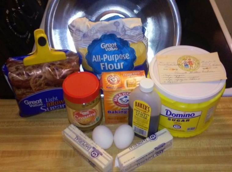 frf pb cookie ingredients
