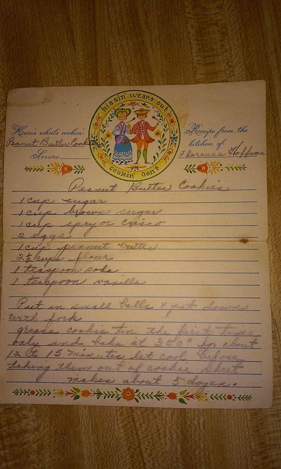 frf pb cookies recipe