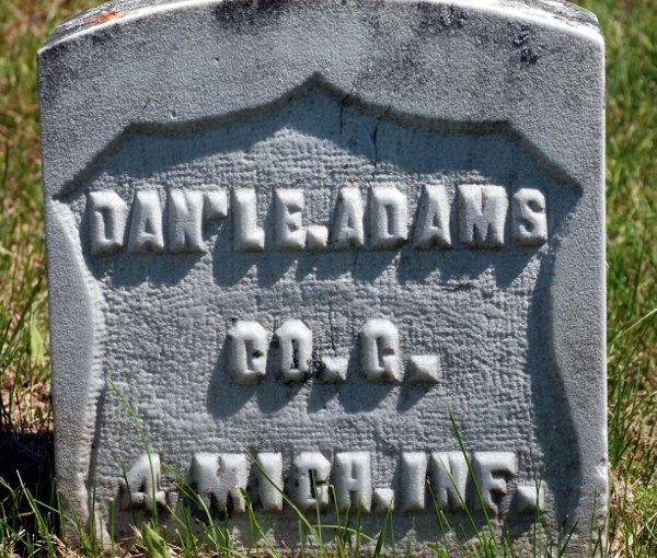 Daniel E Adams – Gunsmith, Soldier, Photographer, Attorney, Skunk Farmer