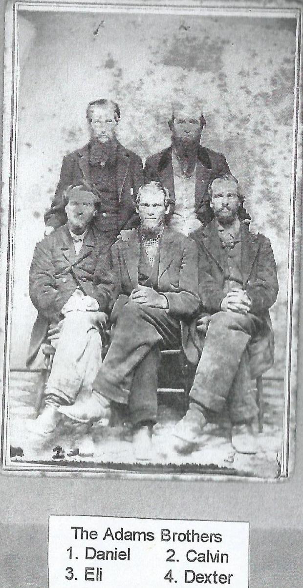 Adams brothers