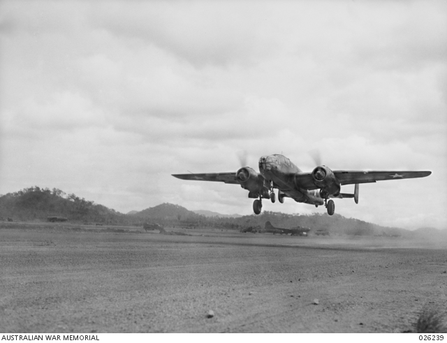 Courage Under Fire: Growing up in the South Pacific of World War II. Pt 7