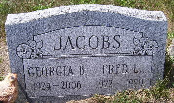 Fred Jacobs grave