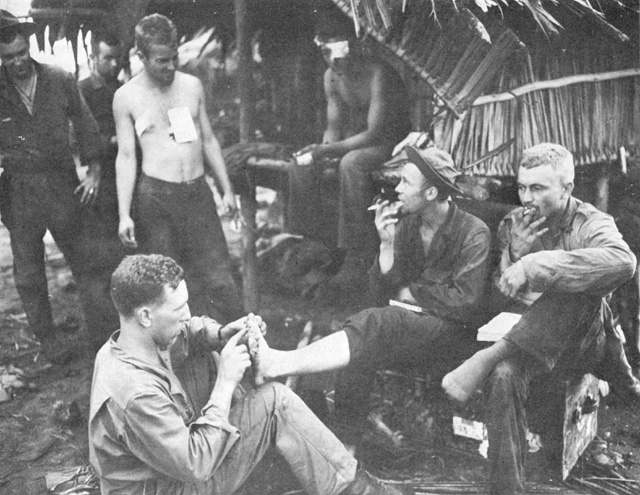 Courage Under Fire: Growing Up in the South Pacific of WWII. Part 5