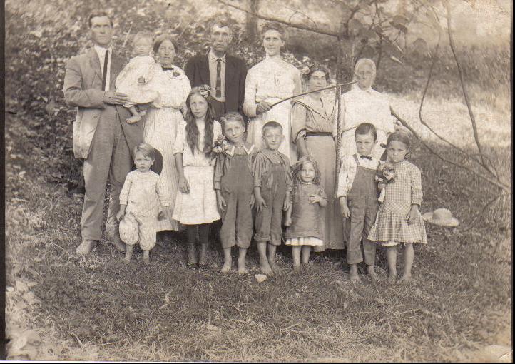 52 Ancestors – Week 2 – FavoritePhoto